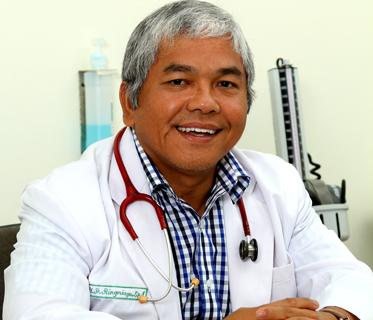 Dr. Harapan Parlindungan R, Sp.A(K)