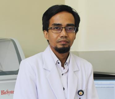 dr. Budi Septiawan, Sp. PK