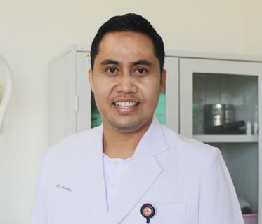 dr. Danny Indrawardhana