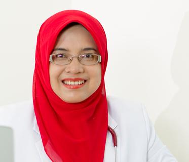 dr. Fatmawati, Sp.S