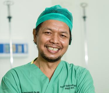 dr. Musyaddad, Sp.An