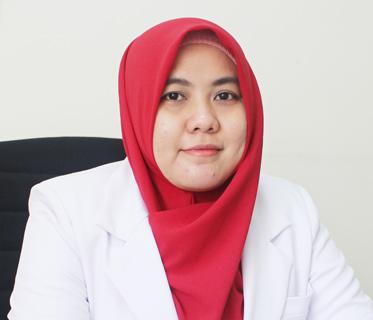 dr. Normawati, Sp.P