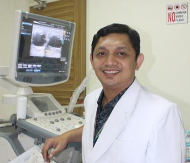 dr. Mohammad Rizal Hanafiah, Sp.Rad